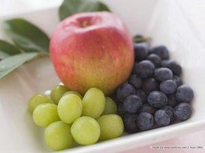 blueberriesapplegrapes
