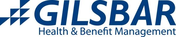 Gilsbar & HBM tagline PMS281